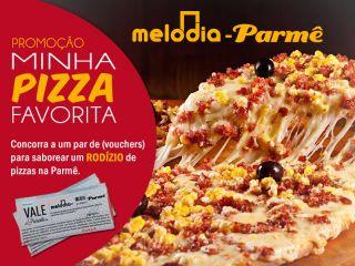 Promoção Minha Pizza Favorita