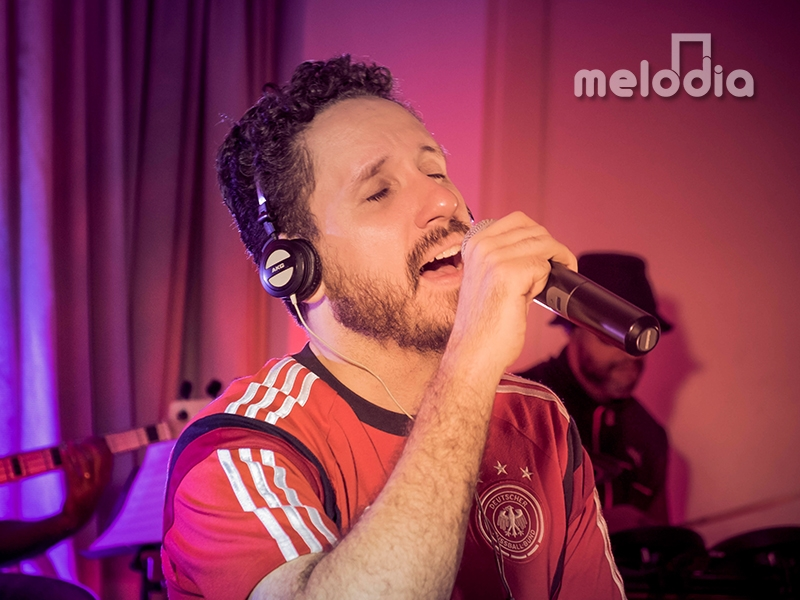 Melodia ao Vivo - Leonardo Gonçalves