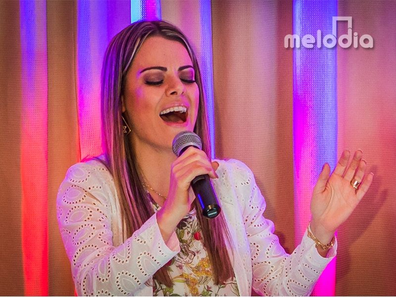 Melodia ao Vivo - Diante do Trono