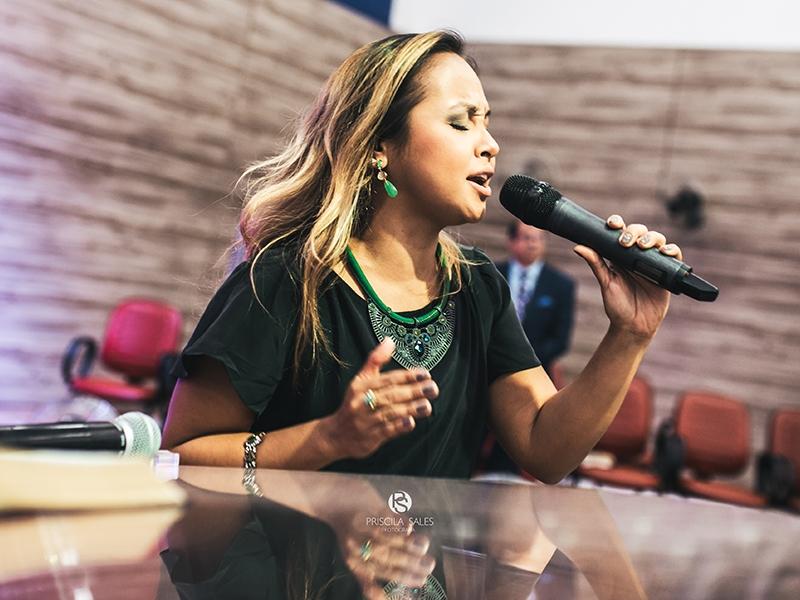 Culto Melodia - Ass de Deus do Bairro Amazonas