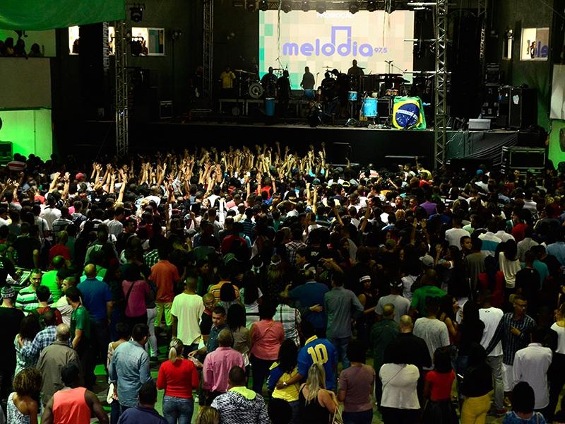 Gospel Rio 2015