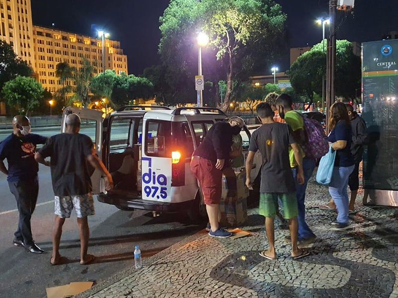 Projeto Melodia Solidária